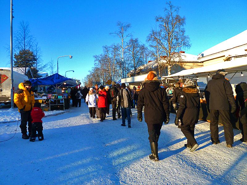 Vintermarknad,Jokkmokk