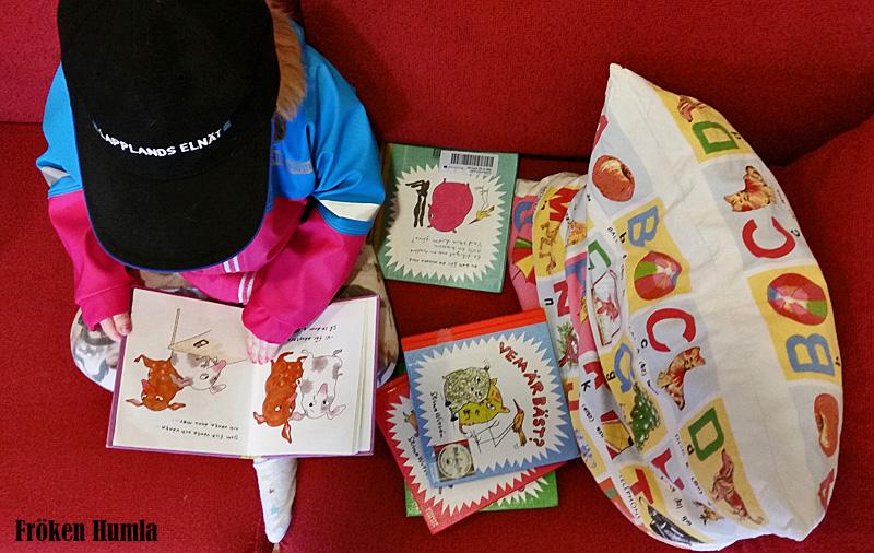 barnböcker,biblioteket Jokkmokk