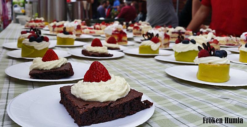 Hembygdsgården,jokkmokk,midsommar,tårtor