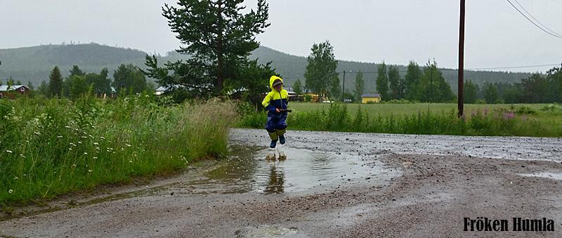 regn,vattenpölar,mattisudden,juli
