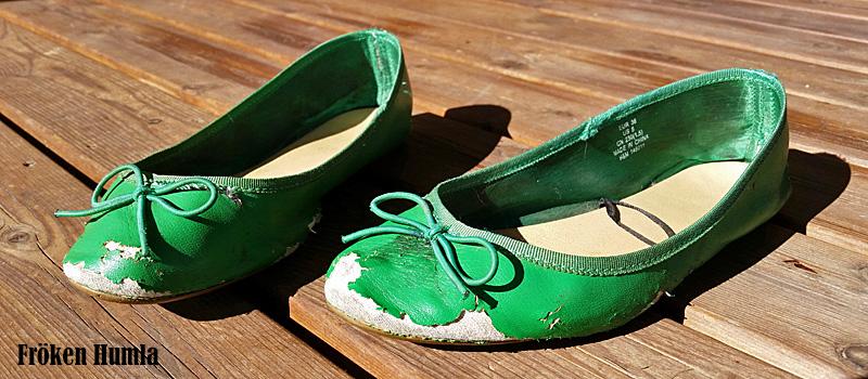 trädgård,fröken humla,norrbotten,ballerina skor