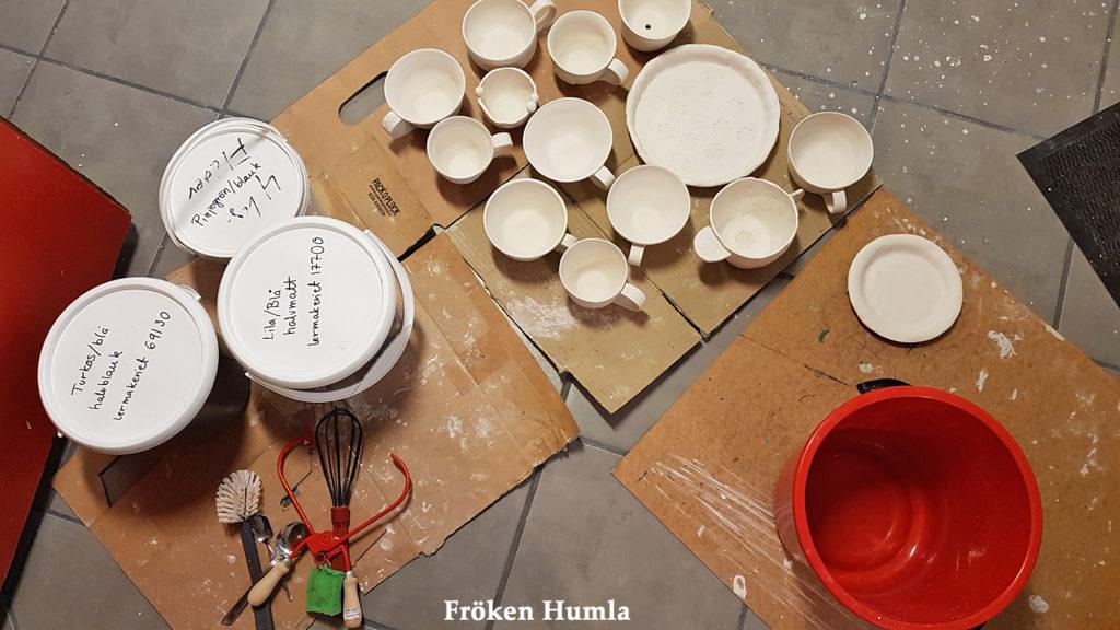 fröken humla,jenny holmgren,keramikverkstad,ateljé,norrbotten