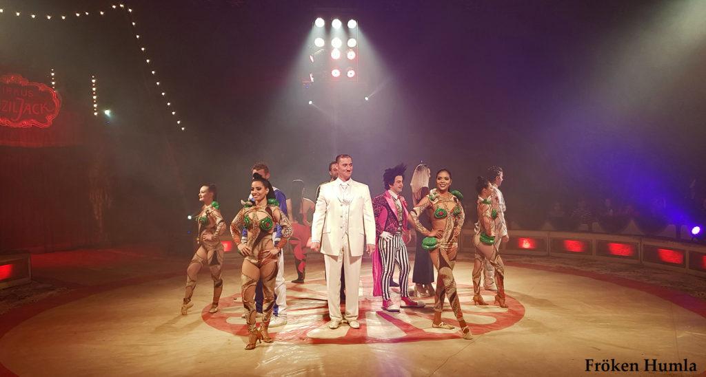 cirkus,brazil jack,jokkmokk,fröken humla,jenny holmgren,norrbotten,lappland