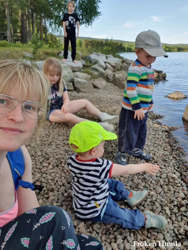 Fröken Humla, norrbotten, jenny holmgren, blogg